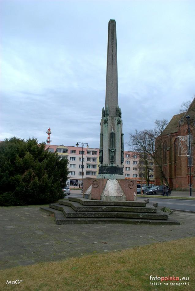 Pomnik Zwycięstwa w Choszczonie